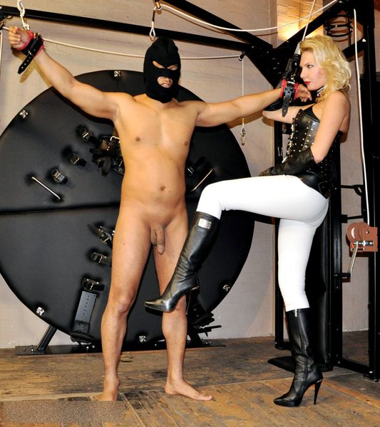 FemmeFataleFilms - Mistress Akella - Spread Your Legs complete