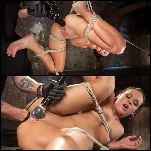 (26.11.2015) ROXY RAYE – ANAL QUEEN GETS ANAL FISTING IN BONDAGE
