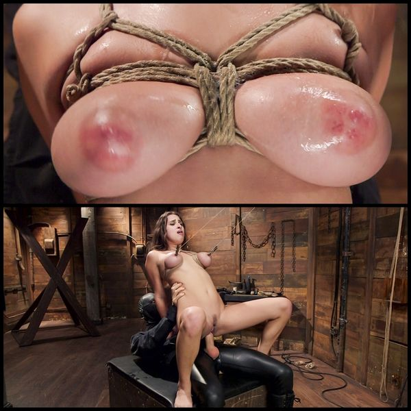 (27.11.2015) Trening Ashley Adams: Slave Desires Day One
