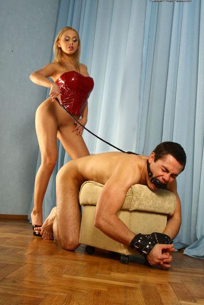 Russian-Mistress - Anna