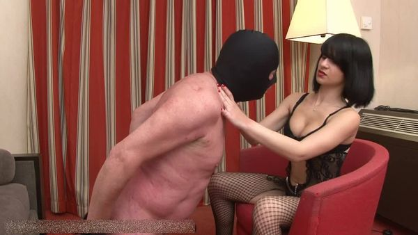 Young-Goddess-Club - GODDESS DEMONIA AND SLAVE BILL - THE ENGLISH SLAVE PART 1