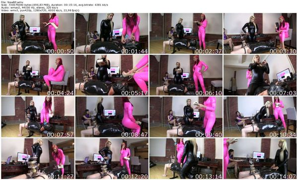 BratPrincess - Amadahy, Noe - New Cow Tested for Preexisting Fetishes