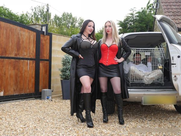 TheEnglishMansion - Domina Alexandra Snow, Mistress Sidonia - Situation Vacant part 1-4 update