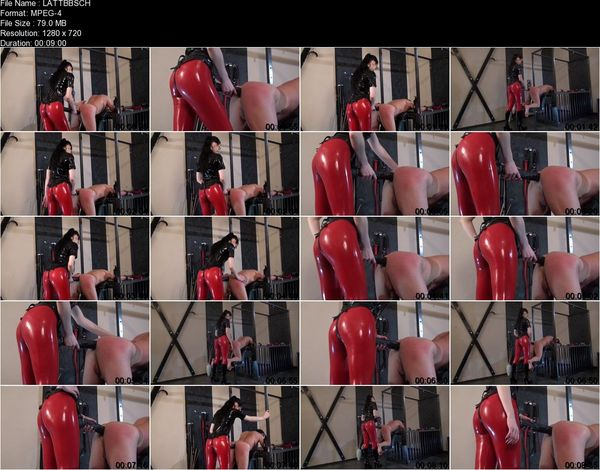 KinkyMistresses - Lady Alshari - Take The Big Black Strap-on