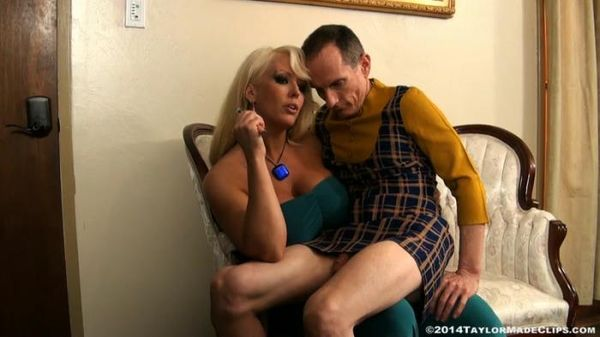 TaylorMadeClips - Alura Jenson - She is The Man of House