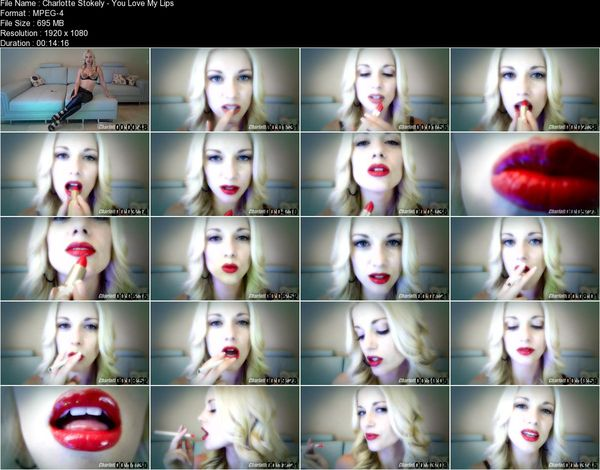 Charlotte Stokely - You Love My Lips