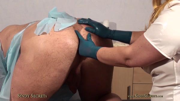 SindySecrets - Sindy Secrets - Blue Nails Medical Milking part 3