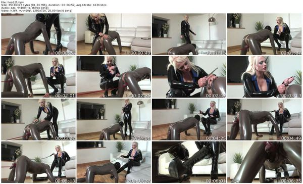 FemmeFataleFilms - Mistress Heather - Hooked On Heather part 1-3 update