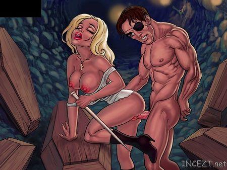 порно фото вампиры и зомби
