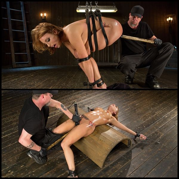 (29.01.2016)  Bit Tits in Big Trouble – The Pope vs Britney Amber