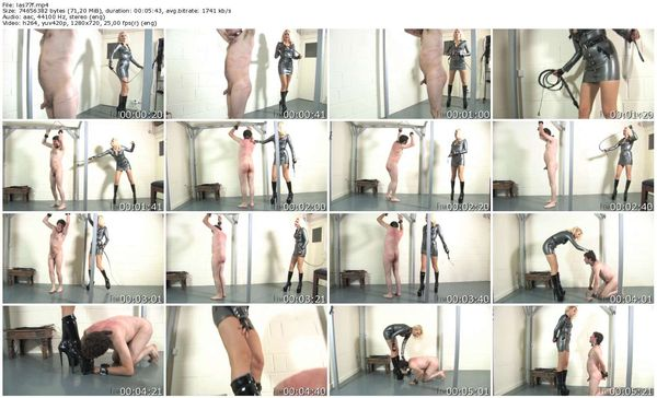 FemmeFataleFilms - Mistress Akella - Lashings In Latex part 1-7 update