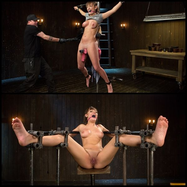 (12.02.2016) The Pope vs Charlotte Cross – Slutty Brat Gets Diabolic Discipline