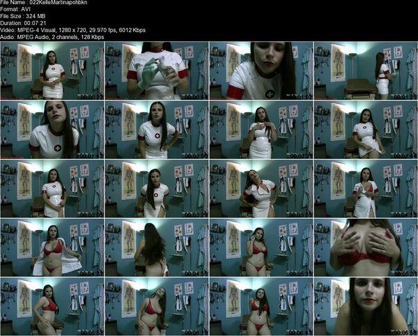 Kelle Martina - Shrinky Dick Cream