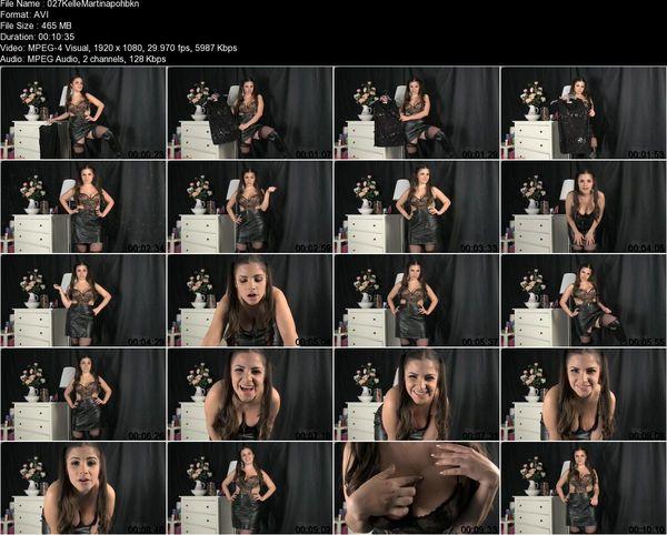 Kelle Martina  - Try On My Dress