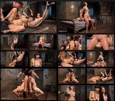 Hogtied - Mar 17, 2016 - The Pope, Marica Hase and Anna De Ville
