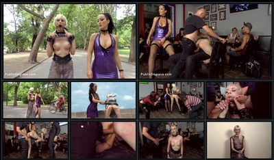 Public Disgrace - Mar 18, 2016 - RAM, Fetish Liza and Alexa Wild
