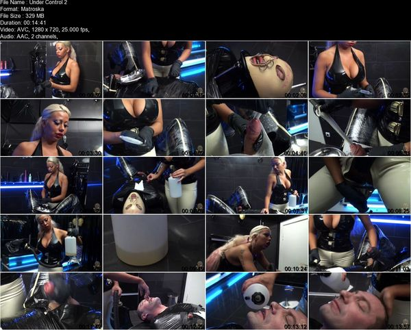 Domina Kate - Under Control 1-2