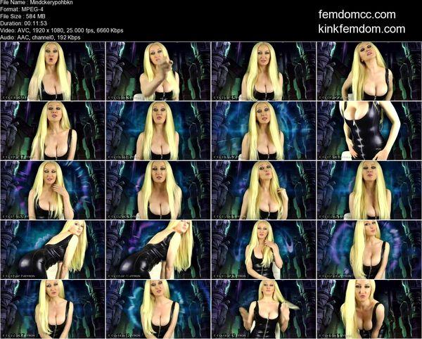 Goddess Saffron - Humiliating Mind Fuckery