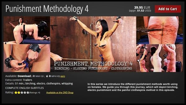 (20.05.2016) Punishment Methodology 4