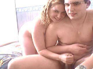 Brother and Sister Amateur Webcam