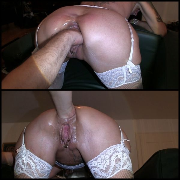 Fisted by bull with lady-isabell