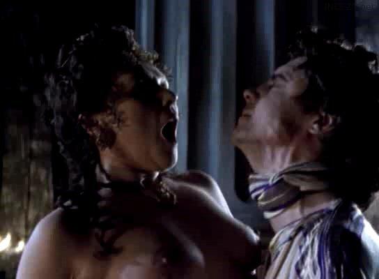 Sexy nude orgasm gif