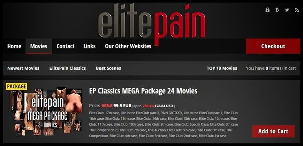 ElitPain Classics MEGA Package 24 Movies Remastered Part 1