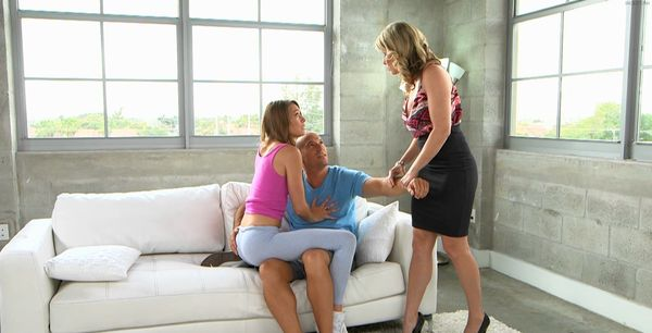 A Lick And Dick – Cory Chase, Kirsten Lee HD