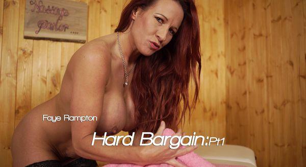 Faye Rampton Hard Bargain HD