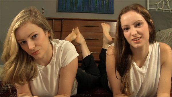 REAL Twin Sisters Brooke and Vikki 3 HD POV Vids
