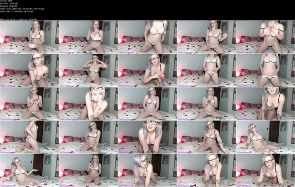 Candy Glitter - Sweet JOI Edging Game
