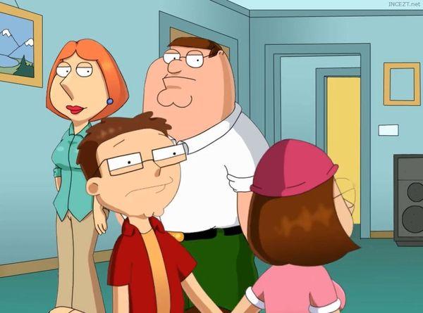 Steve Is Fucking Lois and Meg!