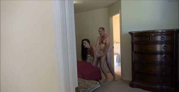 My Brother Caught Me Watching – Camille Black HD