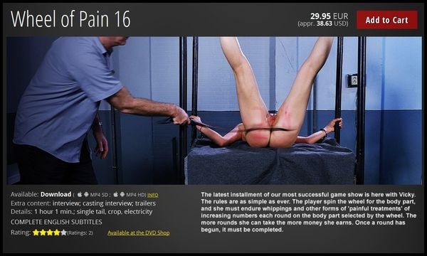 (16.08.2016) Wheel of Pain 16