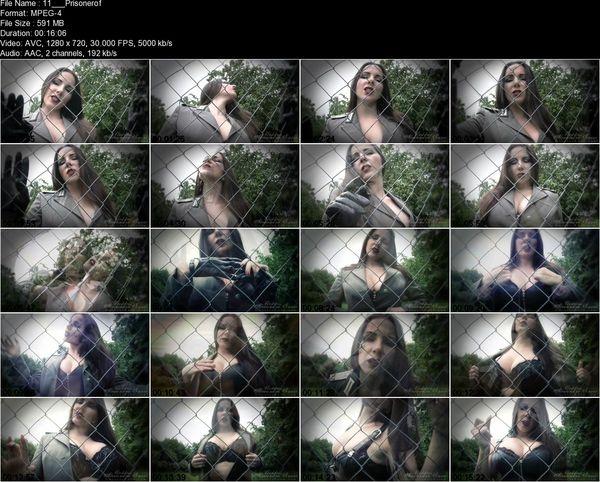 Goddess Alexandra Snow – Prisoner of War Chemical Trance