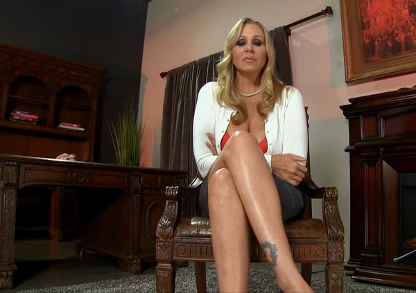 Step-Mother Makes The Rules – Julia Ann HD