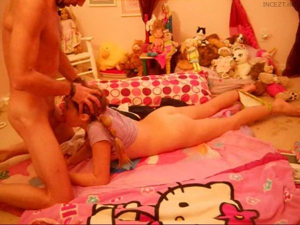 Claire Hearts – Bedtime Visit Daddy!