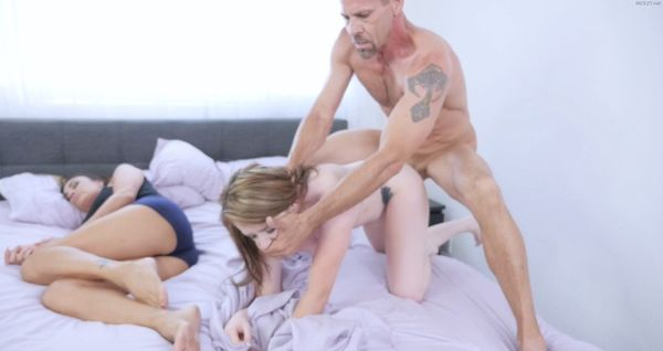 Real Daddy Fucks Daughter