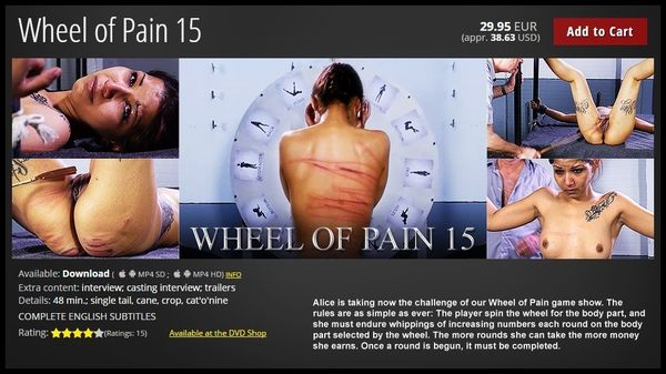 Wheel of Pain 15