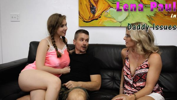 Daddy Issues – Lena Paul HD