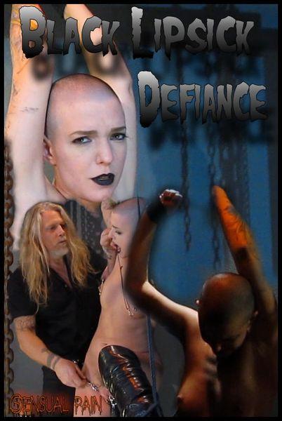 (24.09.2016) Black Lipstick Defiance – Abigail Dupree