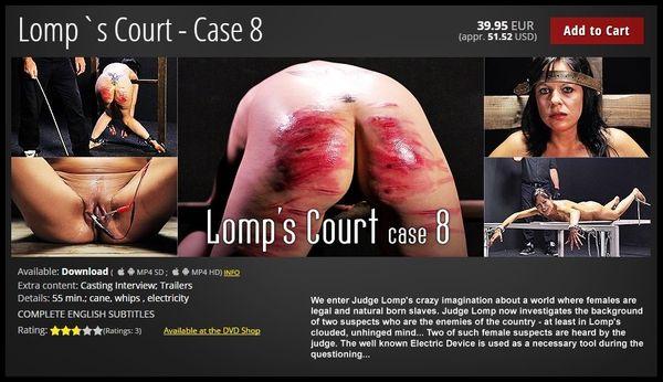 (24.09.2016) LOMP`S COURT 8