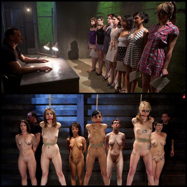 (14.10.2016) Sedem prísunu otrokov Extreme Bondage, vyčerpávajúce cvičenie a ohromujúce orgafy Odhaliť slabé