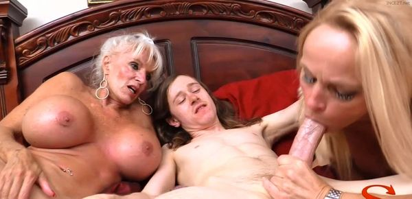 Me, Mom And Granny – ANAL HD