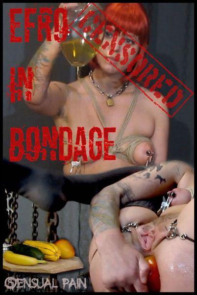(19.10.2016) EFRO in bondage censored – Abigail Dupree