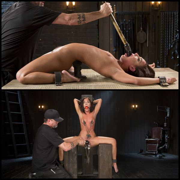 (20.10.2016) Fresh Meat – Amara Romani is Dominated in Inescapable Bondage