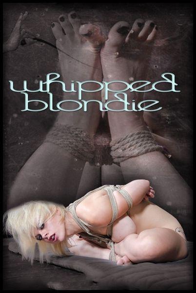 (09.11.2016) Azotado Blondie - Nadia White