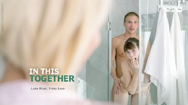 StepMomLessons – Luna Rival, Vicky Love – In This Together!