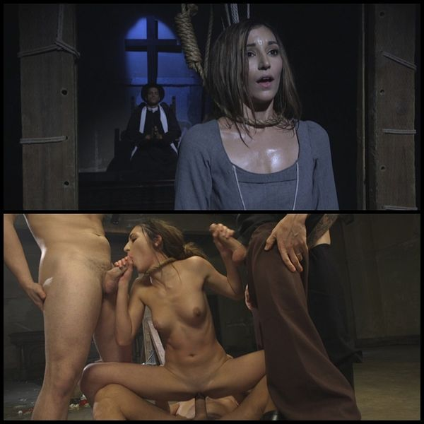 (30.11.2016) The Crucible: Parody Gangbang