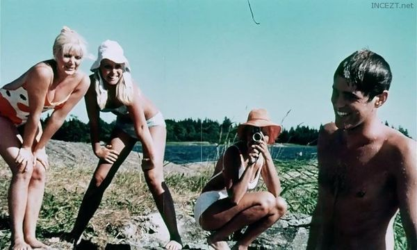 One Swedish Summer (1968) UNCUT HQ Version! Bro-Sis Incest!
